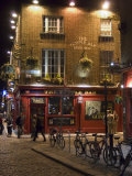 The Temple Bar Pub, Temple Bar, Dublin, County Dublin, Republic of Ireland (Eire) Photographic Print