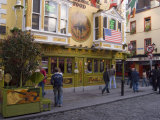 The Oliver St. John Gogarty Pub, Temple Bar, Dublin, County Dublin, Republic of Ireland (Eire)
