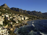 Exclusive Houses at the Upmarket Clifton Beach, Cape Town, South Africa, Africa
