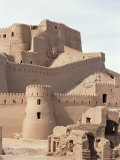Citadel and Abandoned Town, Bam, Iran, Middle East