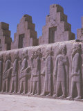 Frieze, Persepolis, Unesco World Heritage Site, Iran, Middle East