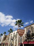 Beverly Hills Sign, Beverly Hills, California, USA