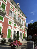 Buy The Villa Durazzo, Santa Margherita Ligure, Portofino Peninsula, Liguria, Italy at AllPosters.com