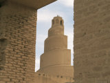 Al Malwuaiya Tower (Malwiya Tower), Samarra, Iraq, Middle East
