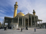 Al Askariya Mosque, Samarra, Iraq, Middle East