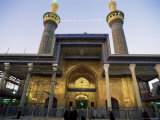 Al Abbas Mosque, Karbala (Kerbela), Iraq, Middle East
