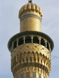 Minaret of the Al Askariya Mosque, Samarra, Iraq, Middle East