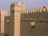 Boundary Wall, Nineveh, Iraq, Middle East