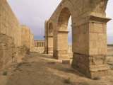 Portico of the South Entrance, Hatra, Unesco World Heritage Site, Iraq, Middle East