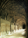 Gloucester Cathedral, Gloucester, Gloucestershire, England, United Kingdom