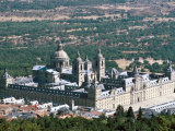 El Escorial, Unesco World Heritage Site, Madrid, Spain