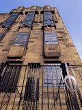 Glasgow School of Art, Glasgow, Designed by Charles Rennie Mackintosh, Scotland