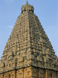 A 10th Century Temple of Sri Brihadeswara, Unesco World Heritage Site, Thanjavur, India Photographic Print