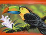 The Crafts Town of Sarchi Famous for Its Decorative Painting and Ox Carts, Costa Rica
