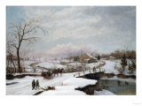 Winter Activity, 1847