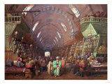 A Bazaar in Constantinople, 1873