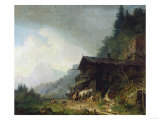 A Forge in the Bavarian Alps
