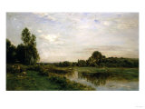 Banks of the Oise, 1875