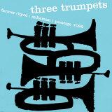 Three Trumpets Premium Poster
