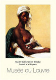 Portrait Of Negress