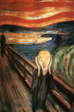 The Scream Poster