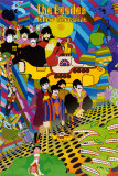 The Beatles- Yellow Submarine Poster