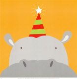 Buy Peek-a-Boo VIII, Hippo at AllPosters.com