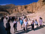 Valley of Kings, Thebes, Luxor, Egypt