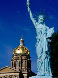Statue of Liberty, State Capitol Grounds, des Moines, Iowa