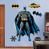 Batman Person Wall Decal Sticker
