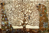 The Tree of Life, Stoclet Frieze, c.1909,