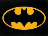 Batman Logo Tin Sign