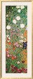 Flower Garden (detail) Framed Art Print