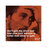 Bob Marley Poster Print