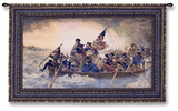 Washington Crossing the Delaware, c.1851 Wall Tapestry