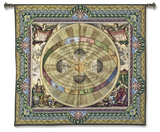 The Copernican System Wall Tapestry
