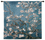 Almond Branches in Bloom, San Remy, c.1890 Wall Tapestry