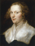 Portrait of a Young Woman