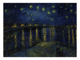 Starry Night over the Rhone, c.1888