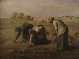 The Gleaners, c.1857