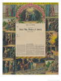 Buy United Mine-Workers of America, c.1899 at AllPosters.com