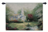 Hometown Chapel Wall Tapestry