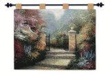 Victorian Garden Wall Tapestry