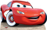 Lightning McQueen Stand Up