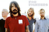 The Foo Fighters Poster
