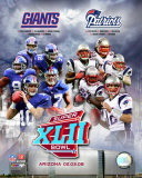 Super Bowl XLII Giants vs. Patriots