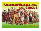 Hagenbeck-Wallace Circus, An Army of Clowns