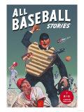 All Baseball Stories: Seven Big Diamond Thrillers