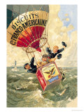 Buy Biscuits Franco-Americaine, c.1888 at AllPosters.com