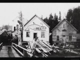 Home of Chief Ko-Teth Sha-Doc, Ketchikan, Alaska Premium Poster